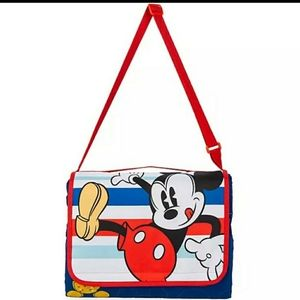 NWT Disney Mickey Mouse Picnic Blanket